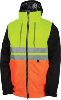 686 X Dickies Safety Insulated Jacket