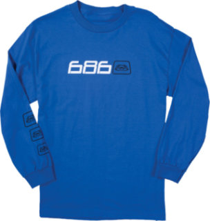 686 Main L/S T-Shirt