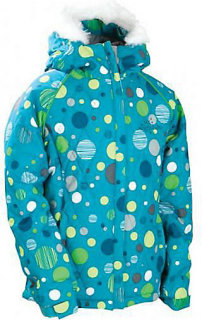 686 Mannual Bubbles Puffy Jacket