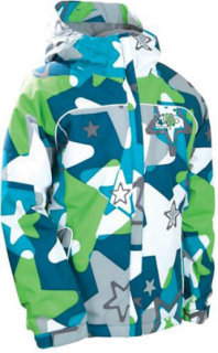 686 Mannual Starburst Insulated Jacket