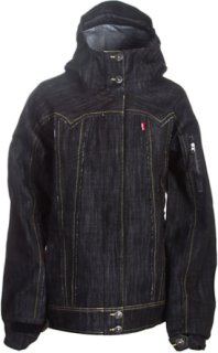 686 TMS Levi's 3-Ply Process Shell Snowboard Jacket