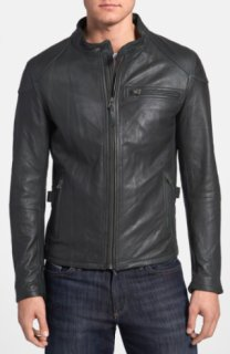 7 Diamonds Rambler Leather Jacket
