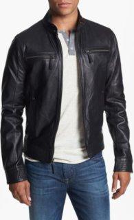 7 Diamonds Sprint Leather Jacket