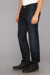 7 For All Mankind Austyn Relaxed Straight in Midnight Moon
