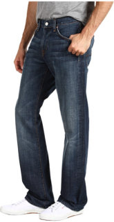 7 For All Mankind Austyn Relaxed Straight in New York Dark