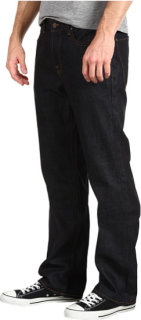 7 For All Mankind Austyn Relaxed Straight Leg in Pacificka