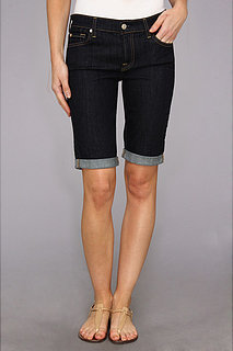 7 For All Mankind Bermuda Short in Ink Rise
