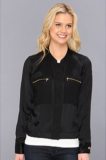 7 For All Mankind Bomber Jacket w/ Zips