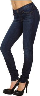 7 For All Mankind The Skinny Nouveau New York Dark