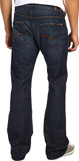 7 For All Mankind Brett Bootcut in New York Dark