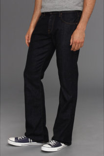 7 For All Mankind Brett Modern Bootcut in Dark and Clean