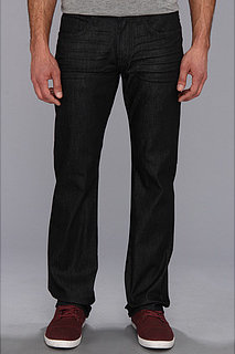 7 For All Mankind Carsen Easy Straight in Clean Black