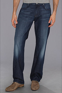 7 For All Mankind Carsen Easy Straight in Ether Blue