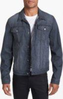 7 For All Mankind Grey Denim Jacket Medium