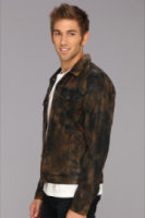 7 For All Mankind Jean Jacket in Camo