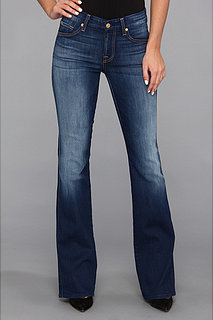 7 For All Mankind Kimmie Bootcut in Blue Shadows