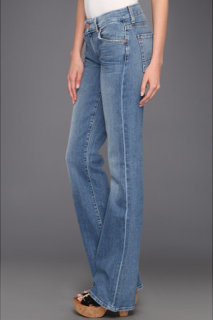 7 For All Mankind Kimmie Bootcut in Summer Canyon Mountain