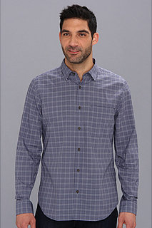 7 For All Mankind Multi Check Shirt