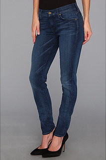 7 For All Mankind Roxanne Original Skinny in Chateaux De Trope
