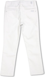 7 For All Mankind Roxanne Skinny in Clean White