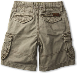 7 For All Mankind Short in Bungee Cord