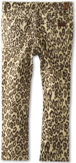 7 For All Mankind Skinny Jean in Cheetah Print