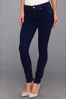 7 For All Mankind Skinny Sateen Twill in Ink