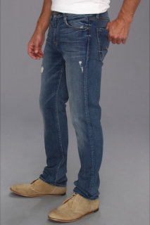 7 For All Mankind Slimmy in Ocean Mist