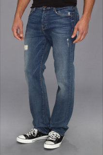 7 For All Mankind Standard in Ocean Mist