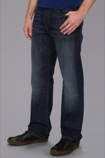 7 For All Mankind Standard Straight in Cold Springs