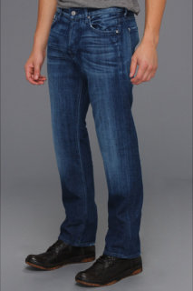 7 For All Mankind Standard Straight Leg in Mosby Creek