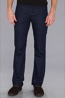 7 For All Mankind Standard Straight w/ 3D Squiggle in Sunsets Edge