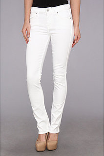 7 For All Mankind The Modern Straight in Clean White
