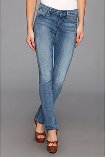 7 For All Mankind The Modern Straight in Light Cobalt Blue