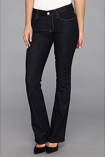 7 For All Mankind The Skinny Bootcut w/ Contour Waistband in Ink Rinse
