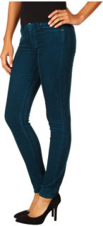 7 For All Mankind The Skinny Corduroy w/ Contoured Waistband