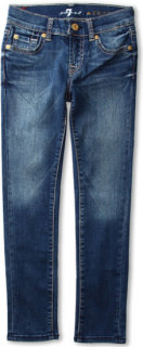 7 For All Mankind The Skinny in Spring Blue