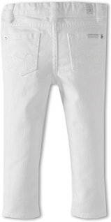 7 For All Mankind The Skinny Jean in Clean White