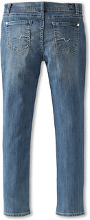 7 For All Mankind The Skinny Jean in Gleaming Red Cast