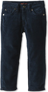 7 For All Mankind The Standard Corduroy Jean in Black Iris