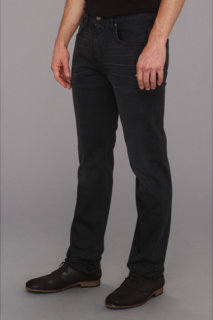 7 For All Mankind The Straight in Arctic Greyling