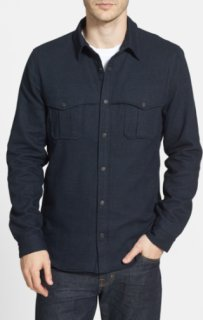 7 For All Mankind Thermal Shirt Jacket