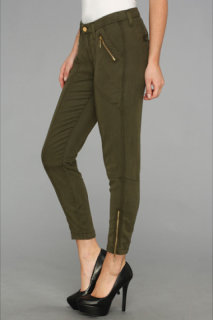 7 For All Mankind Zip Fashion Chino