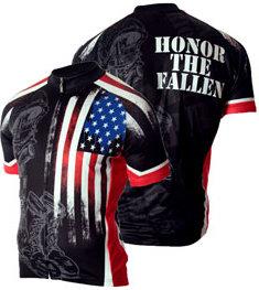 83 SportsWear Fallen Warrior Jersey