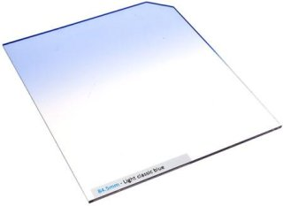 84.5mm Light Classic Blue Graduated Color Filter
