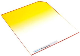 84.5mm Strong Orange Graduated Color Filter