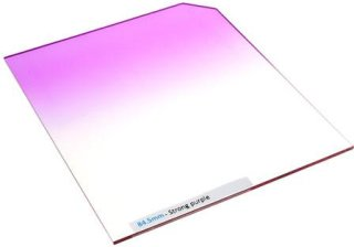 84.5mm Strong Purple Graduated Color Filter