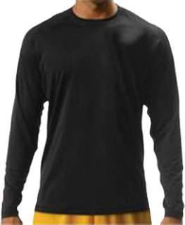 A4 Moshay Cold Weather Compression Long Sleeve Top