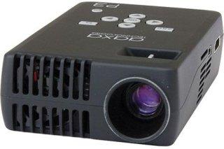 AAXA Technologies P3 Pocket Projector 50 Lumens Brightness 1024x600 Resolution 1000:1 Contrast Ratio 16:9 Aspect Ratio