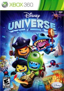 ABC Interactive Disney Universe PRE-OWNED (Xbox 360)